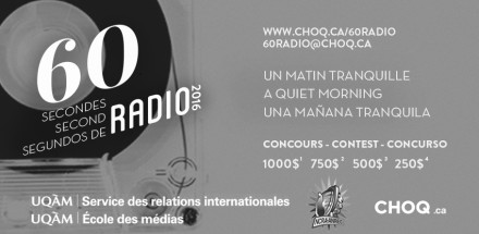 Un matin tranquille – First Prize International Radio Contest